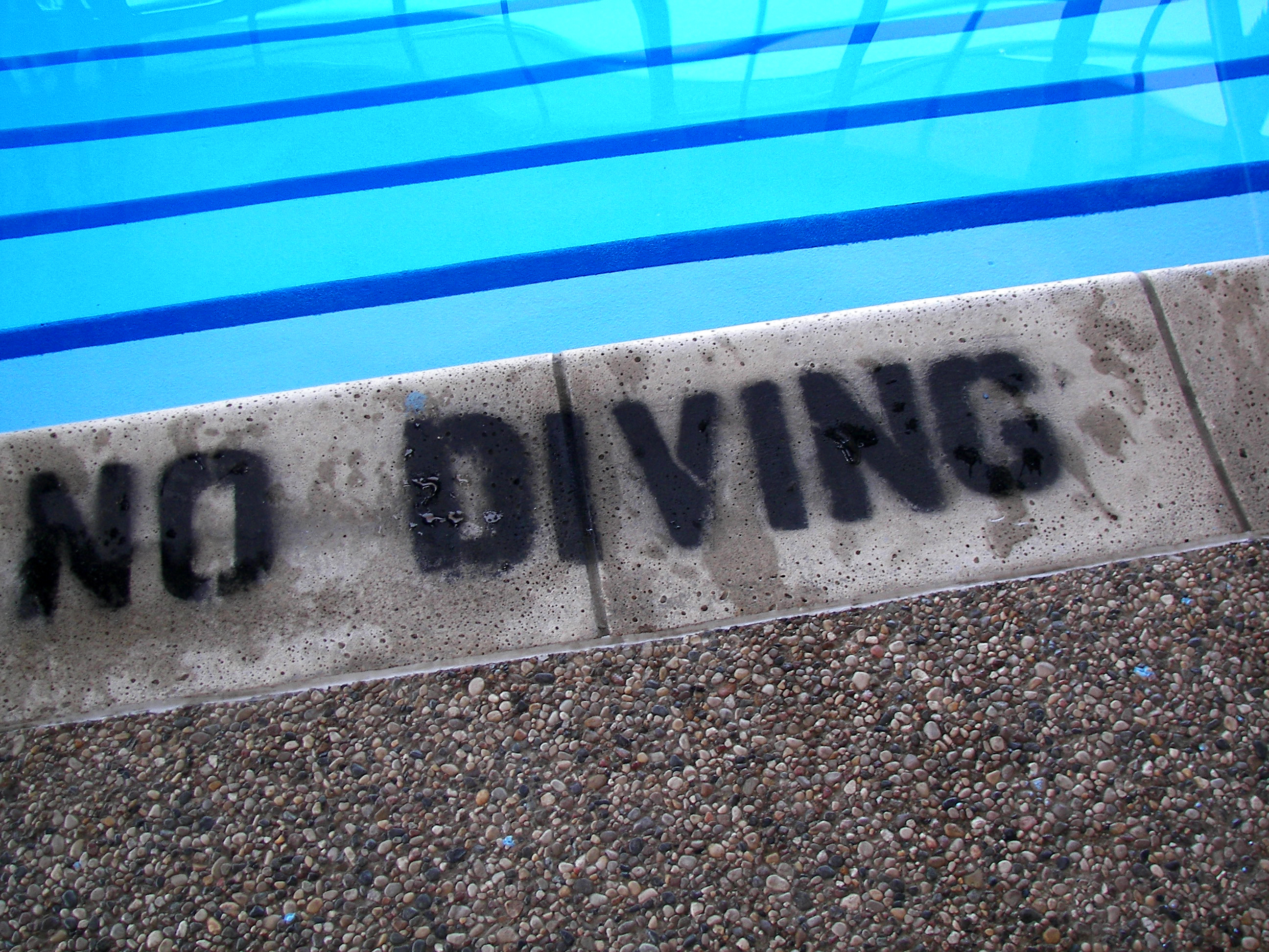 Safety around school & commercial pools